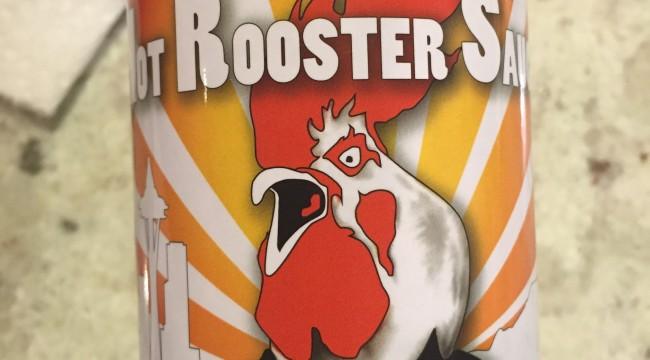 de Mar's Hot Rooster Sauce - Hot Sauce Review
