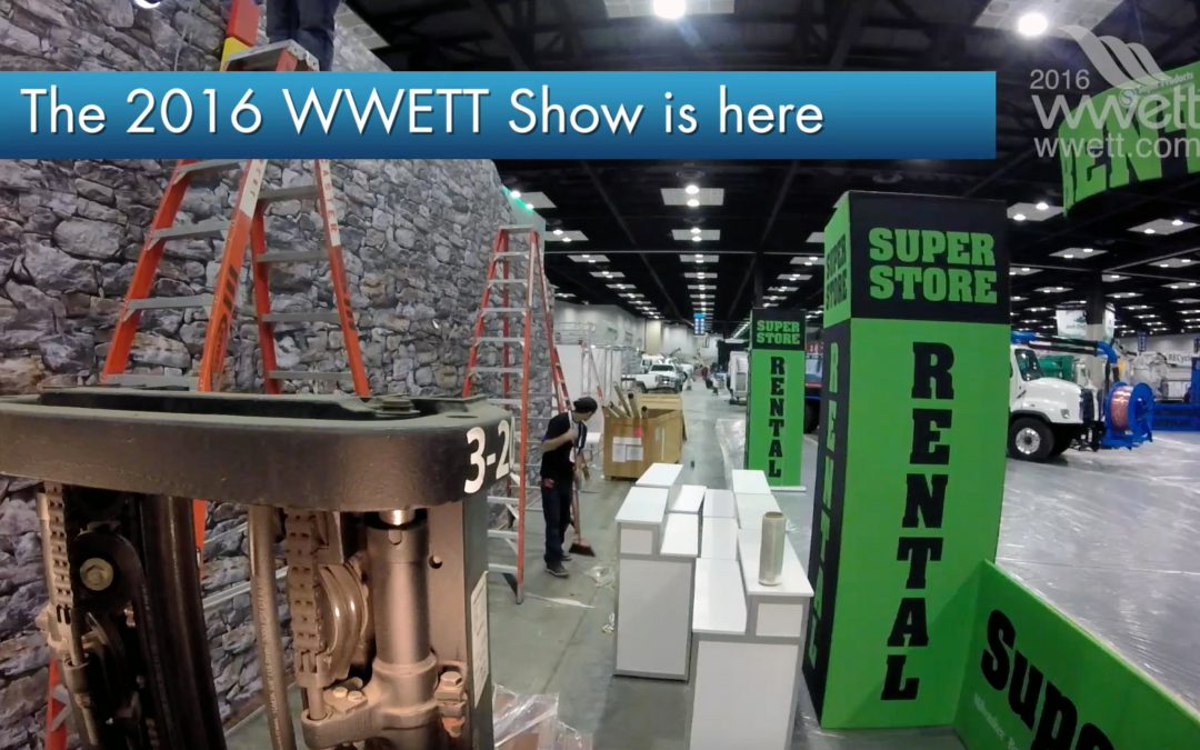 WATER & WASTEWATER EQUIPMENT, TREATMENT & TRANSPORT SHOW 2016