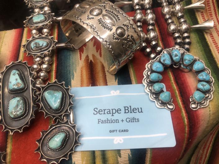 Serape Bleu Gift Card