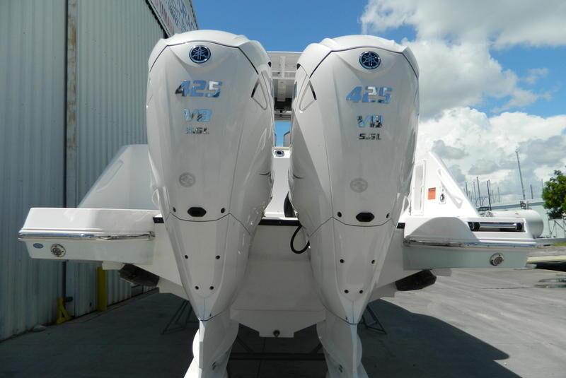2020 EdgeWater 340CC