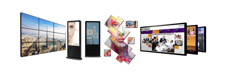 digital signage video system