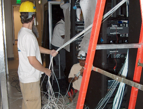 installation, noslar ti, cable, technology systems, systems, safety, houston