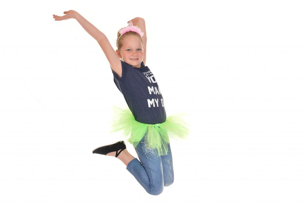 Everything Movement Studio Children's Dance