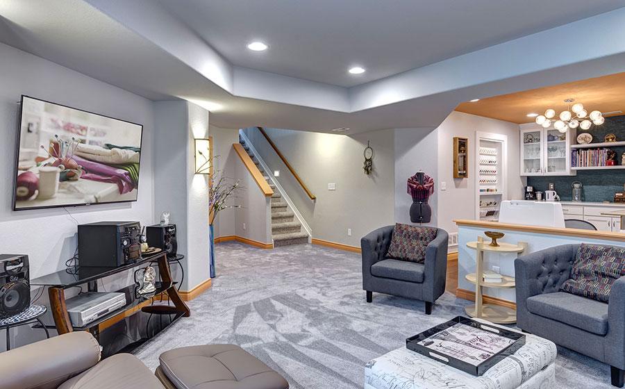 basement-stairs-tv-room