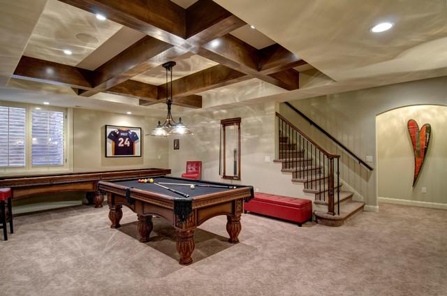 traditional-basement