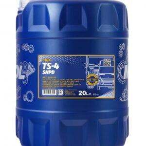 15W40 TS-4  SHPD Extra (MN7104-20)