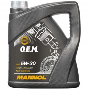 5W30 O.E.M. FOR FORD VOLVO (MN7707)