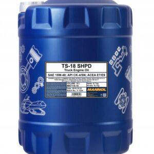 15W40 TS-18 SHPD (MN7118-20)