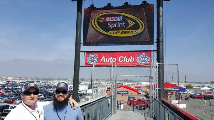 NASCAR Wish Come True For Veteran