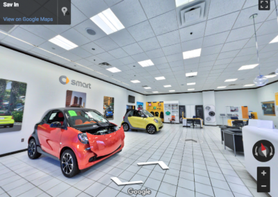 Smart Center Dealership