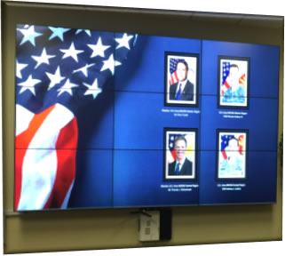 Video Wall Project for the US Army