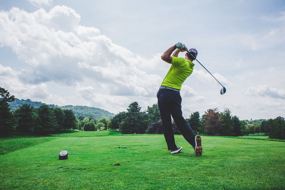 Improve Your Golf Swing | Healthy Shoulders | Buffalo NY | Leading Edge Performance