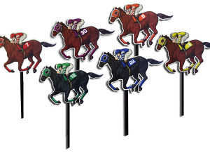 RACEHORSE YARD STAKES
