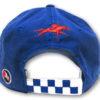 SECRETARIAT BLUE CAP