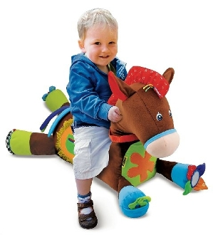 Giddy Up and Ride Horse