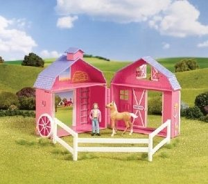 Breyer Folding Barn