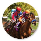 HORSE RACING MAGNET