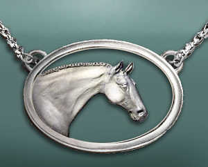 THOROUGHBRED NECKLACE