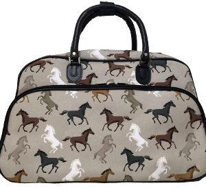 HORSES WEEKENDER BAG