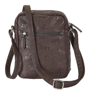 HORSES CROSSBODY PURSE