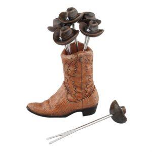 Cowboy Boot Picks Set