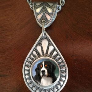Bernese Teardrop Neck2