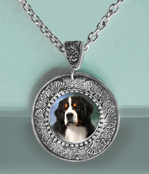 Bernese Tooled Necklace2