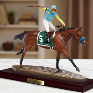 American Pharoah Sculpture