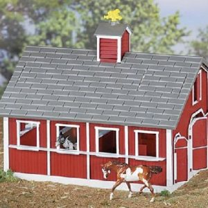 Breyer Red Barn Set