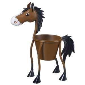 "HORSE PLANTER 16"""