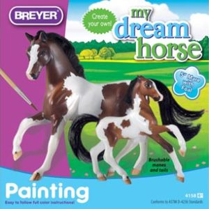 Breyer Mare and Foal Paint Kit