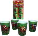 Day At The Races Shot Glasses
