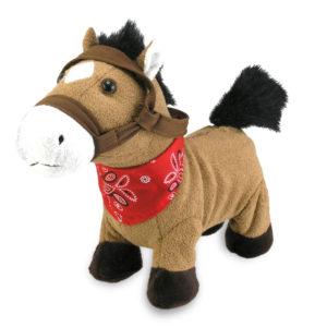 Horse Animated Plush