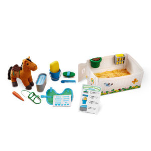 Horse Care Stable Set