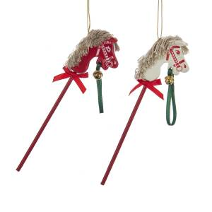 Stick Horse Ornament