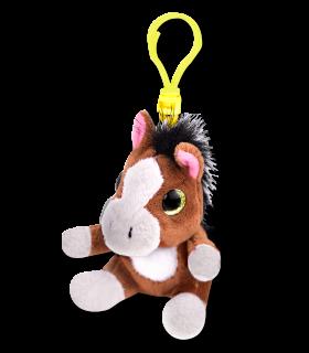 Plush Horsey Clip On
