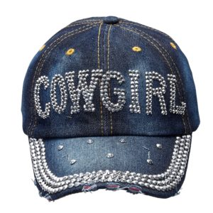 Cowgirl Bling Cap