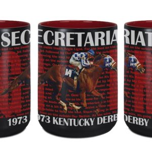 Secretariat Derby Call Mug