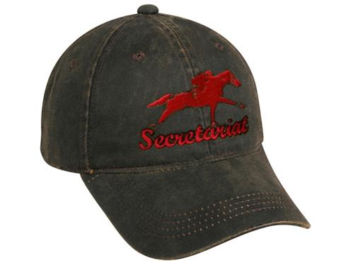 Secretariat Barn Cap