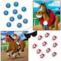 Horse Racing Party Game