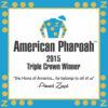 American Pharoah Card
