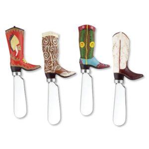 Cowboy Boot Cheese Spreader