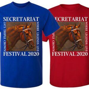 Secretariat Festival T-Shirt