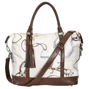 EQUESTRIAN TAVEL BAG