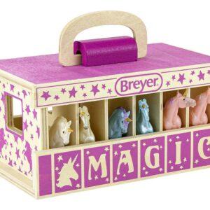 Breyer Unicorn Stable