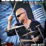 Jimi Bott featured in Blues Blast Magazine!