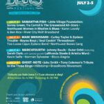 2021 Waterfront Blues Festival, Upriver!