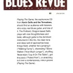 Blues Revue reviews Playing The Game