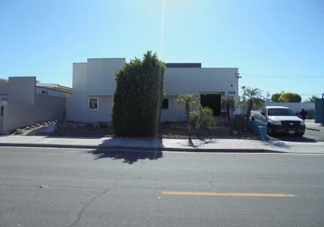 Hard Money 1st mortgage on an industrial building in Palm Springs, Riverside County, California