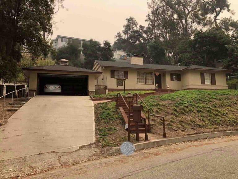 Hard Money 1st mortgage on a single family residence in Glendale, California, California